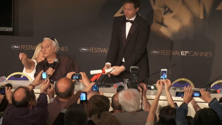 film festival reporters