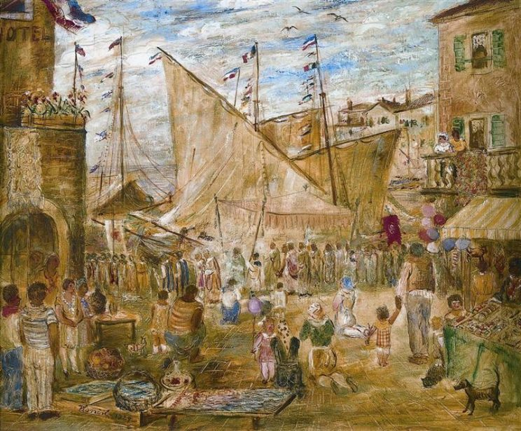 Juraj Plancic Procession